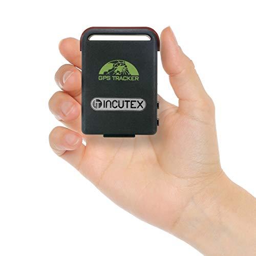 Incutex localizador rastreador GPS TK104...