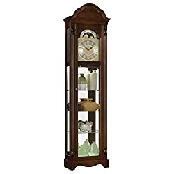 Ridgeway Askins Floor Clock Model 540009 Bellair Cherry