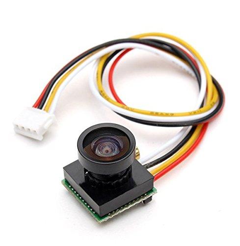 elegantstunning 600TVL 170 Grad / 1200TVL 150 Grad Mini Farbe Video FPV Kamera Quadcopter Zubehör PAL System