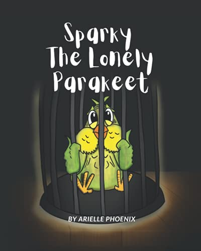 Sparky The Lonely Parakeet