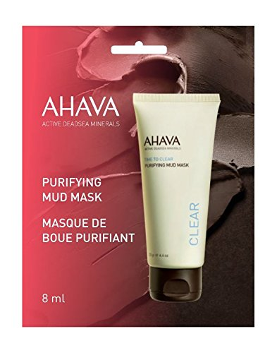 AHAVA Purifying Mud Maske, 6er Pack (6 x 8 g)