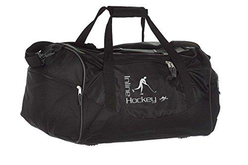 Ju-Sports Tasche Team schwarz Inline Hockey