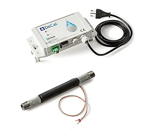 AQ Technology DeCal 12 - Descalcificador electrónico antical montado ½' 230 V – 3,5 W....