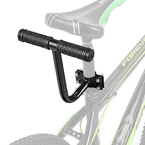 LIXADA 自転車リアシートハンドルグリップキッズ用 セーフティハンドル グリップバイク チャイルドバックシート アームレスト 自転車用アクセサリー