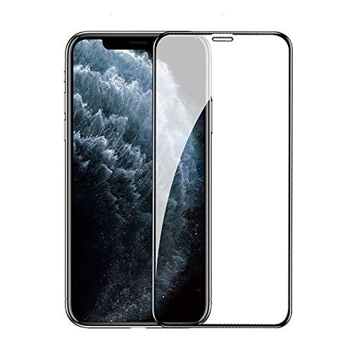 液晶保護ガラスフィルム iPhoneガラスフィルム 強化ガラス9H 超薄0.33mm (iPhone11Pro/XS/X兼用)