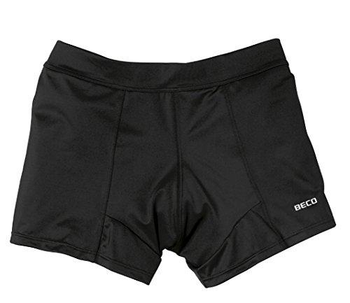 Beco Herren Badehose-Basics Schwimmkleidung, Schwarz, 7