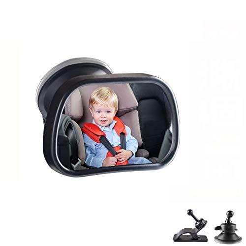 Espejo Retrovisor Del Bebé - Espejo De Visión Para Niños - Espejo De Visión Del Automóvil - Espejo De Bebé Del Automóvil - Espejo Curvo Auxiliar De Gran Angular (color : Mini models)