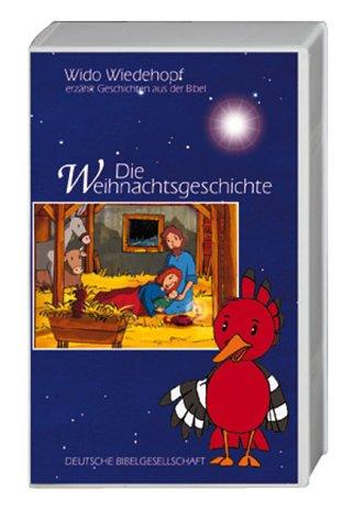 Die Weihnachtsgeschichte: nach den Figuren von Rüdiger Pfeffer aus der Kinderbibel