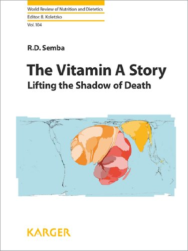 The Vitamin A Story: Lifting the Shadow of Death (World Review of Nutrition and Dietetics Book 104) (English Edition)