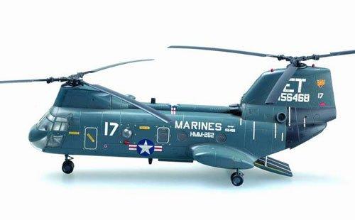 Daron Worldwide Trading EM37002 Easymodel CH-46F Flying Tigers Usmc 1/72