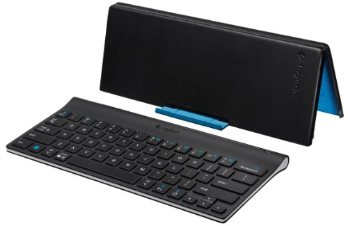 Logitech Tablet Keyboard for Android 3.0+ (Keyboard-and-Stand Combo)