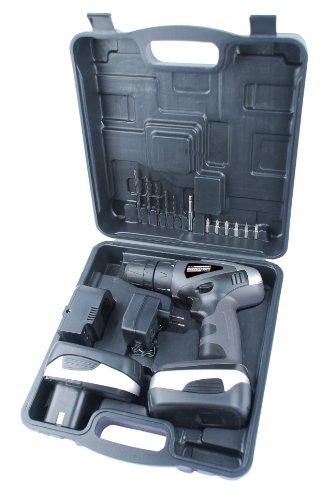 Mannesmann - M17910 - Destornillador inalámbrico 18 V. 2 baterías