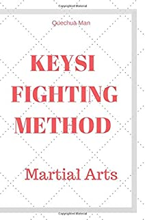 KEYSI FIGHTING METHOD: Notebook, Journal, Diary ( 110 Pages, Blank, 6 x 9) (MARTIAL ARTS)