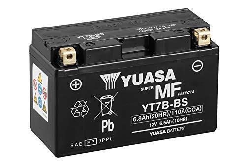 Yuasa yt7b-bs (WC) batteria senza manutenzione