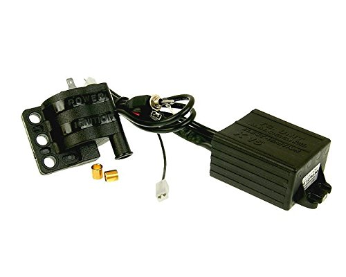 CDI bougie met spoel Malossi K15 RPM Control voor AM6, Derbi (-06)