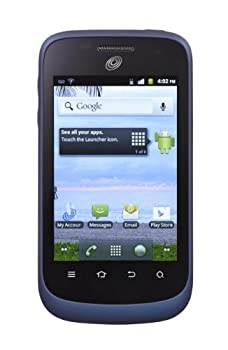 ZTE Midnight Android Cell Phone - No contract  Net 10