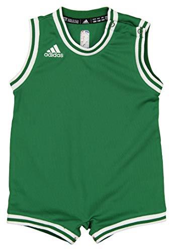 Outerstuff NBA Boston Celtics Infants Replica Road Onesie - 12M