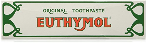 THREE PACKS of Euthymol Original Toothpaste [Personal Care]