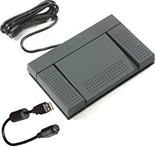 Olympus RS27 Digital USB Transcription Foot Pedal RS-27