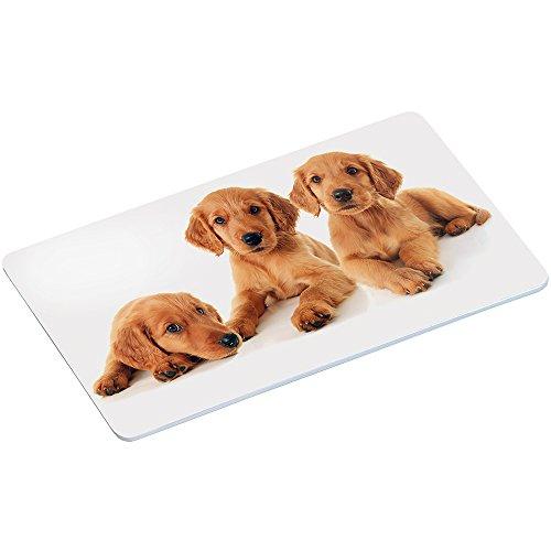 KESPER 31216 Decor Planche à Petit-déjeuner Puppiers au mélamine, Multicolore, 23,5 x 14 x 0,4 cm
