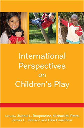 Compare Textbook Prices for International Perspectives On Children's Play UK Higher Education OUP Humanities & Social Sciences Educati  ISBN 9780335262885 by Roopnarine, Jaipaul,Patte, Michael,James, .