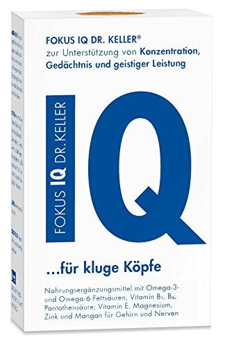 FOKUS IQ DR. KELLER - DAS GEHEIMNIS KLUGER KÖPFE