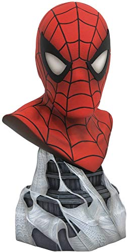 Diamond- Marvel Busto Spider-Man, Multicolor (APR192532
