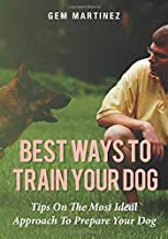 Best Ways To Train Your Dog: Tips On The Most Ideal Approach To Prepare Your Dog