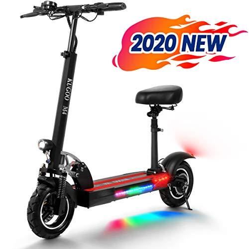 urbetter Patinete Eléctrico Scooter Plegable 500W,Asiento