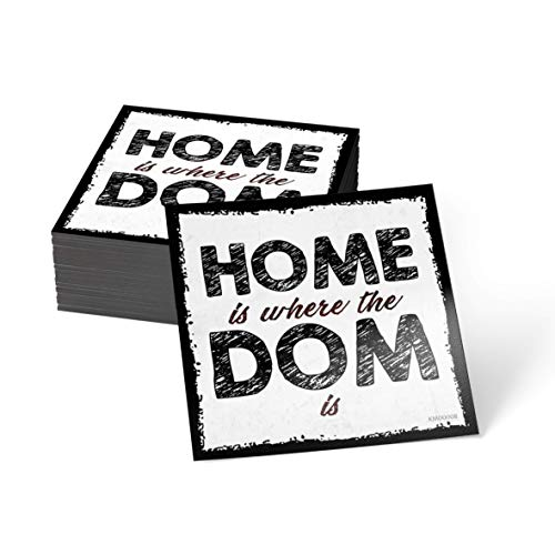 how about tee Home is Where The Dom is - Mainz - Köln - Kühlschrank- / Whiteboard-Magnet