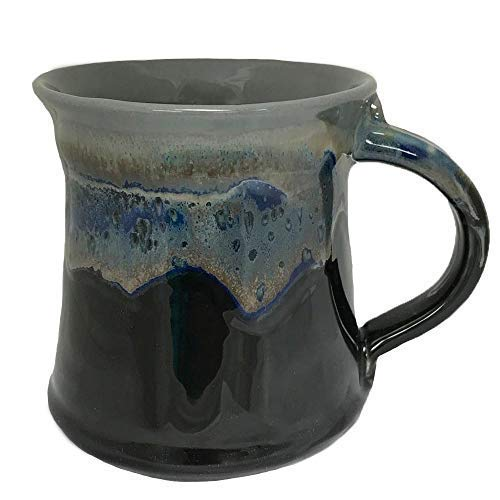 Clay in Motion Kaffeebecher, mittelgroß 16 ounce Stormy Night