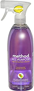 Method All Purpose Natural Surface Cleaner French Lavender 28 fl oz 828 ml