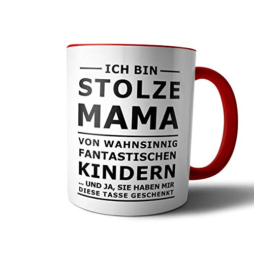 creativgravur® Tasse mit Spruch STOLZER PAPA, STOLZE MAMA Kaffeetasse Kaffeebecher Kaffeepot Frühstückstasse Bürotasse, Motiv:Motiv 12