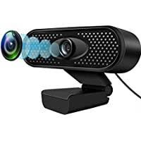 Full 1080P HD USB Webcam with Microphone
