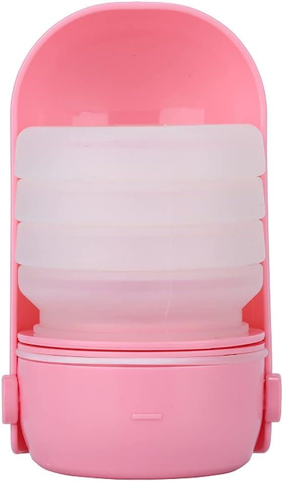 ADSVMEL Fold 1 year warranty Dog Water Bottle Fashionable Pet Pro Portable Leak
