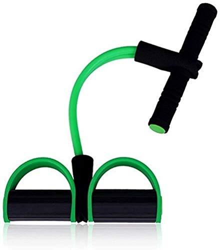 Renquen Fitness Elastisches Zugseil Bauchtrainer Sport Equipment Body Fitness Krafttraining Maschine Gym Tool