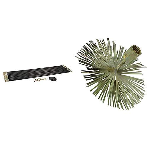 Silverline Tools Cepillos metálicos