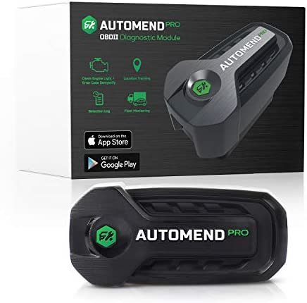 AUTOMEND PRO OBD2 Scanner Bluetooth Code Reader Car Diagnostic Tool for iOS Android Universal product image
