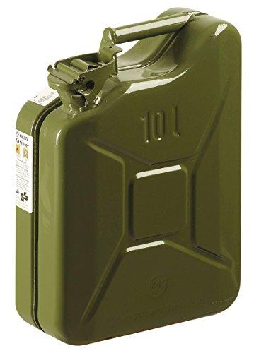 トラスコ中山 GELG ガソリン携行缶 10L ジェリカン グリーン tr-2068297