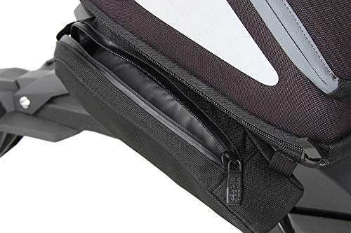 Motorize Hepco & Becker Lock it Royster Rearbag Approx. 28-33 litres. with Grey Zip