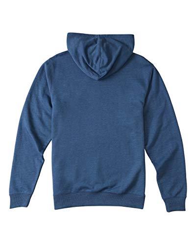 Billabong Herren All Day Pullover Hoody Hemd, Blau-Smoke Blue, XX-Large