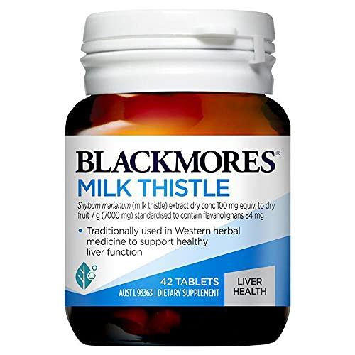 Blackmores Milk Thistle (42 Tablets)