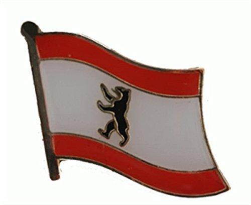 U24 - Spilla con bandiera di Berlino