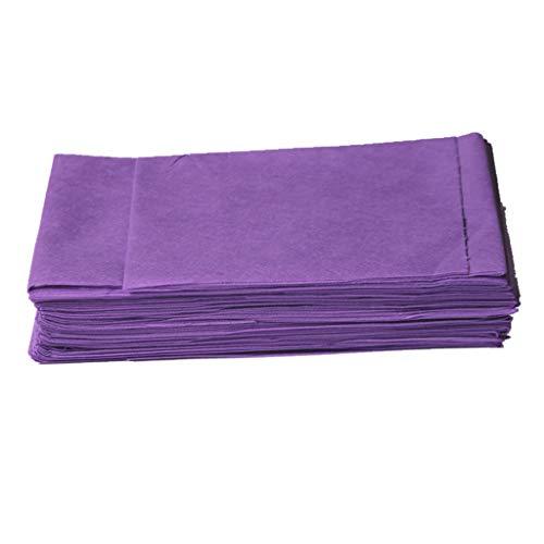 10 Pcs Cubierta de Cama Tela Desechable No Tejida mpermeable