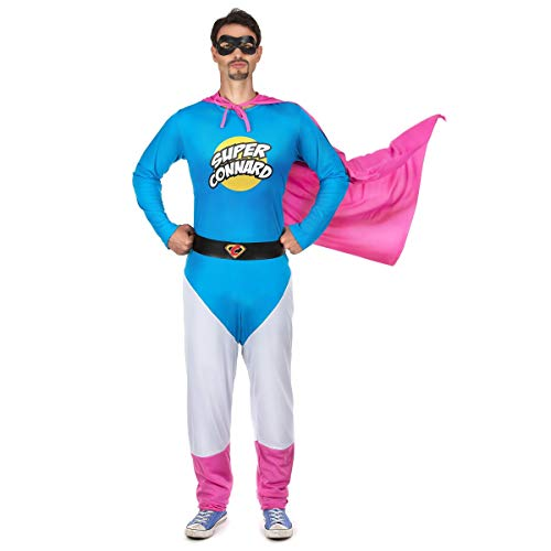 Déguisement Super Connard Homme Taille Unique