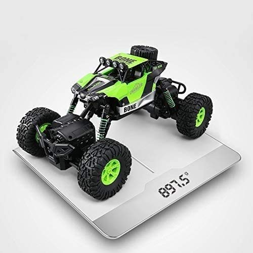 zeyujie Collection Ornaments Remote Control car Four-Wheel Drive high-Speed Off-Road Climbing car Four-Wheel Drive Off-Road Vehicle Summer Outdoor Remote Control car Child Remote contro