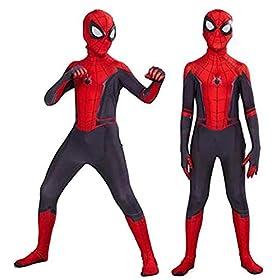 Cosplay Costume Kids Superhero Suits Halloween Bodysuit 3D Style