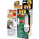 Zoo Med FSC-1E Heat and UVB Combo Pack