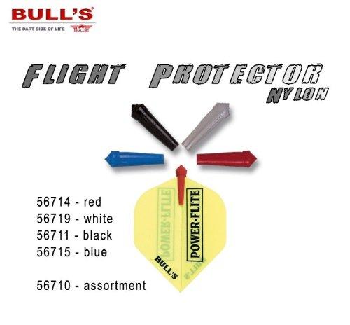 Bull's Flightschoner Nylon-Rot 56714