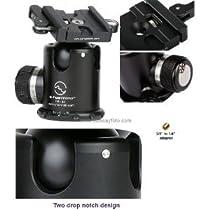 【並行輸入品】Sunwayfoto Lever Clamp Tripod 三脚 Ball Head Arca Compatible DB-44LR Sunway